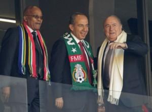 TT Nam Phi, chủ tịch FIFA