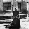4/6/1962, Héctor Rondón Lovera, Venezuela, Publication La República. Priest Luis Padillo offers last rites to a loyalist soldier who is mortally wounded by a sniper during military rebellion against President Bétancourt at Puerto Cabello naval base.