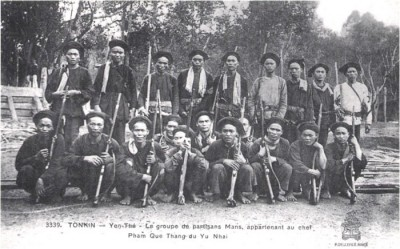 Nhóm quân của Phạm Quế Thắng