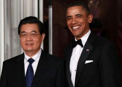 Chủ Tịch Trung Quốc, Hồ Cẩm Đào và Tổng Thống Mỹ, B. Obama