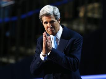 Tân Ngoại trưởng Hoa Kỳ John Kerry (REUTERS)