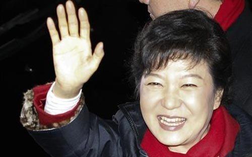 Bà Pak Geun-hye. (Ảnh: Reuters)