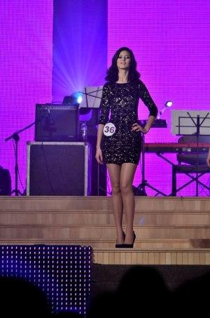 Hoa hậu Edyta Krejner mang 2 dòng máu Việt, Ba Lan. Ảnh FB Nguyen Huu Hoan