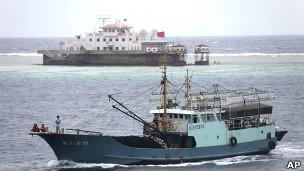 Bắc Kinh nói sẽ giải quyết tranh chấp chủ quyền biển qua đối thoại.
