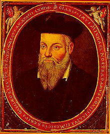 Nostradamus. Ảnh Wikipedia