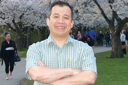 TS Phạm Ngọc Cương
