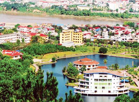 Thị xã Lào Cai hôm nay