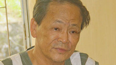 """Ông Phan Văn Thu, người sáng lập Hội đồng công luật công án Bia Sơn."""" Ảnh:BBC"""