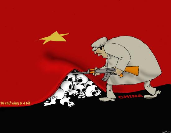 Tình đồng chí Việt-Trung 1979