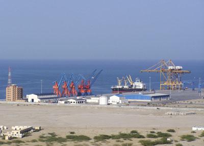 """Cảng Gwadar tại Pakistan, viên ngọc trai mới nhất trong """"Chuỗi ngọc trai"""" của Trung Quốc"""