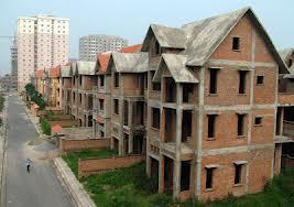 Nhiều dự án bỏ hoang