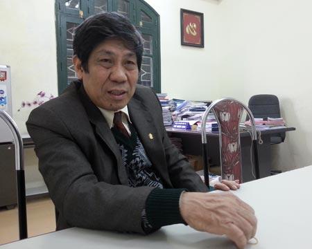 PGS.TS Nguyễn Hữu Tri