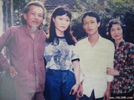 Gia đình Phùng Quán