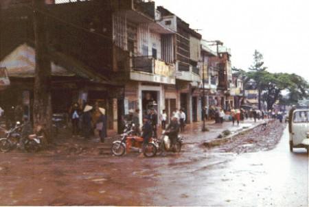 Pleiku xưa. Ảnh www.thaiduong530.com