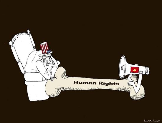 Việt Mỹ đối thoại về nhân quyền