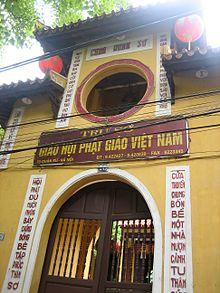 Trụ sở Giáo hội Phật giáo Việt Nam tại chùa Quán Sứ, Hà Nội