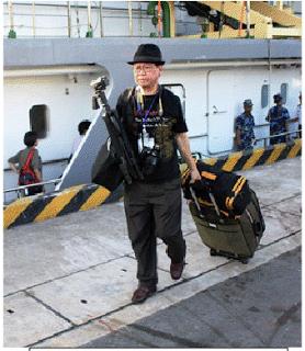 Đại úy Nguyễn Phương Hùng. Ảnh: tiengnoitre.blogspot