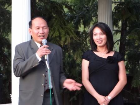 Nguyễn-Khoa Thái Anh và Trần Thị Diệu-Hạnh