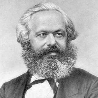 Karl Marx. Ảnh www.whatiseconomics.org