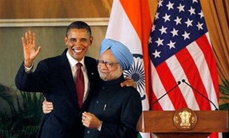 Mối quan hệ Mỹ-Ấn ngày càng trở nên nồng ấm hơn trước những thách thức chung (internet)