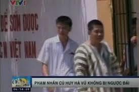 Ảnh chụp từ clip của VTV