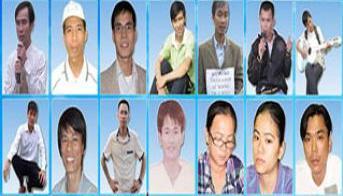 Trong 1 vụ án, nhà nước đã bỏ tù 14 thanh niên Công giáo