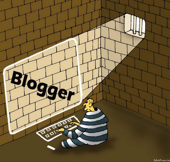 Phòng làm việc của blogger An Nam đô hộ phủ