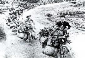 Dân công trong chiến dịch Điện Biên Phủ