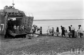 Cuộc ra đi bằng tầu hỏa tại Hải Phòng