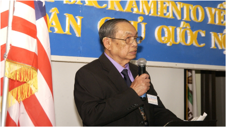 Bác Đoàn Thi- Chủ  tịch Ủy ban
