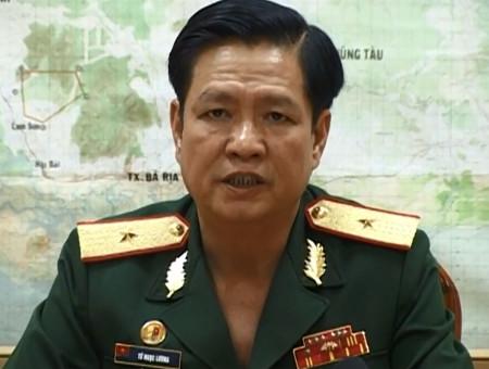 Thiếu tướng Từ Ngọc Lương