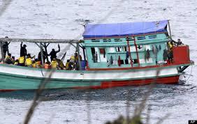 Trong 7 tháng đầu năm, gần 800 người Việt đã tới Úc trên những con tầu thế này.