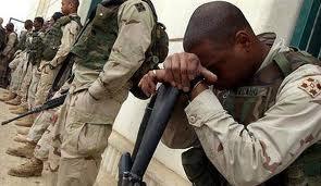 Cuộc chiến Iraq. Ảnh muslim-academy.com