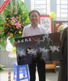 Nguyễn Bắc Truyển. Ảnh DLB