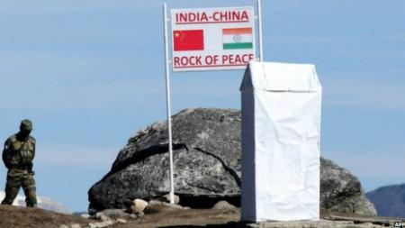 Trung Quốc và Ấn Độ vẫn đang tranh chấp chủ quyền ở vùng biên giới