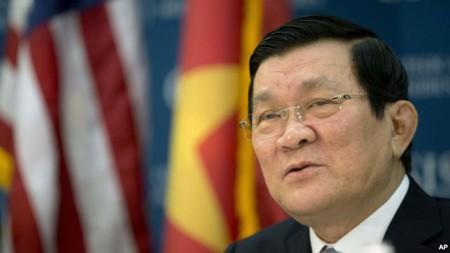 Chủ tịch nước Việt Nam Trương Tấn Sang