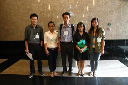 5 bloggers đại diện cho hàng trăm người đã ký tuyên bố