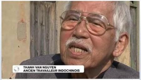 Cụ Nguyễn Văn Thành. Ảnh do tác giả cung cấp