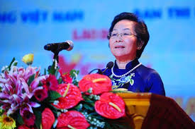 """Bà """"phó Doan"""" từng nổi tiếng với phát biểu: Việt Nam dân chủ gấp vạn lần tư bản."""
