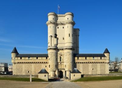 Lâu đài Château de Vincennes