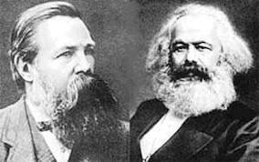 Các ông thầy của CNCS: Marx, Angel