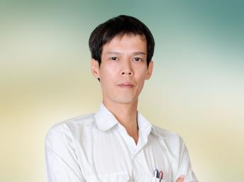 Nhà báo, tiến sĩ Phạm Chí Dũng RFI/Capdevielle