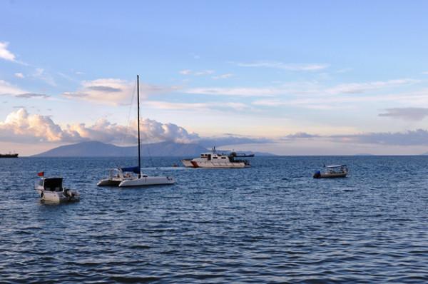 Biển Dili. Ảnh: HM