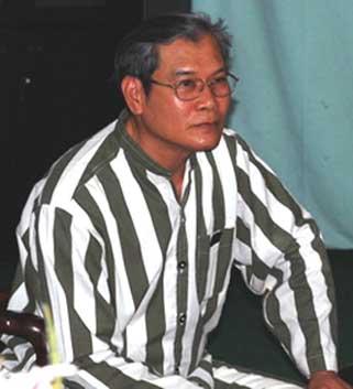 Lm Nguyễn Văn Lý 3 lần bị kết án tù