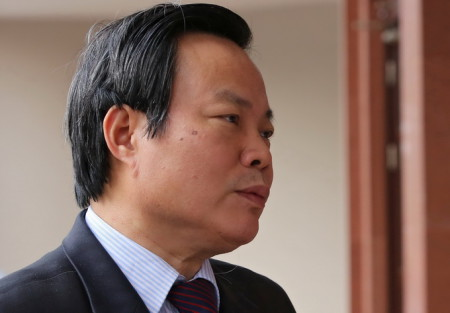 Chủ nhiệm Ủy ban Tài chính - ngân sách Phùng Quốc Hiển (Ảnh TTO)