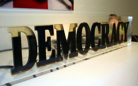 democracy molodkin