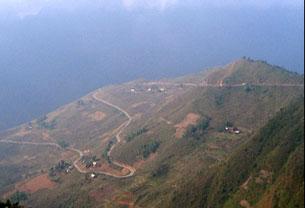 Đường lên Cổng Trời, tỉnh Hà Giang