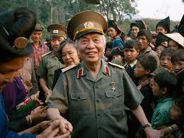Hình: Ðại Tướng Võ Nguyên Giáp (1994).Ảnh Tiền Phong