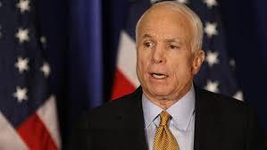 John McCain - cựu tù binh Mỹ ở VN, thượng nghị sỹ