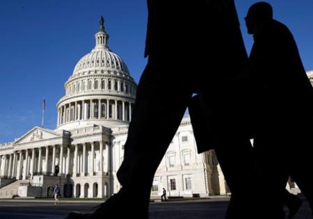 Chính phủ Mỹ lần đầu tiên ngừng hoạt động sau 17 năm. Ảnh: CBC